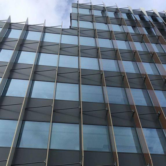 Aluminium 'Ultima' Insulated Panels