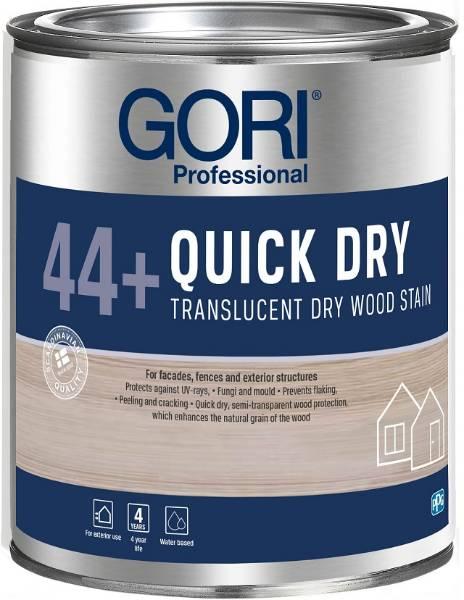GORI 44+ Quick Dry Transluscent Wood Stain