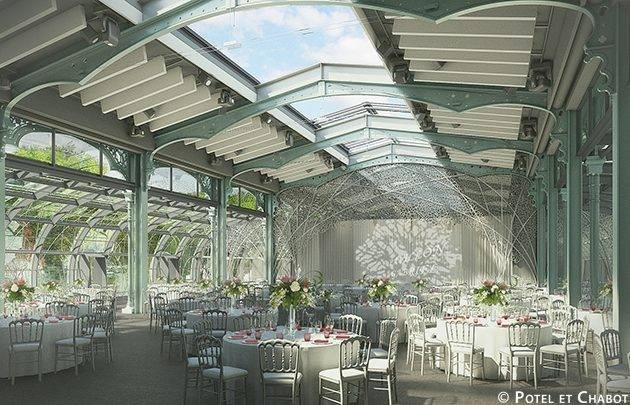 Pavillon Gabriel, Paris