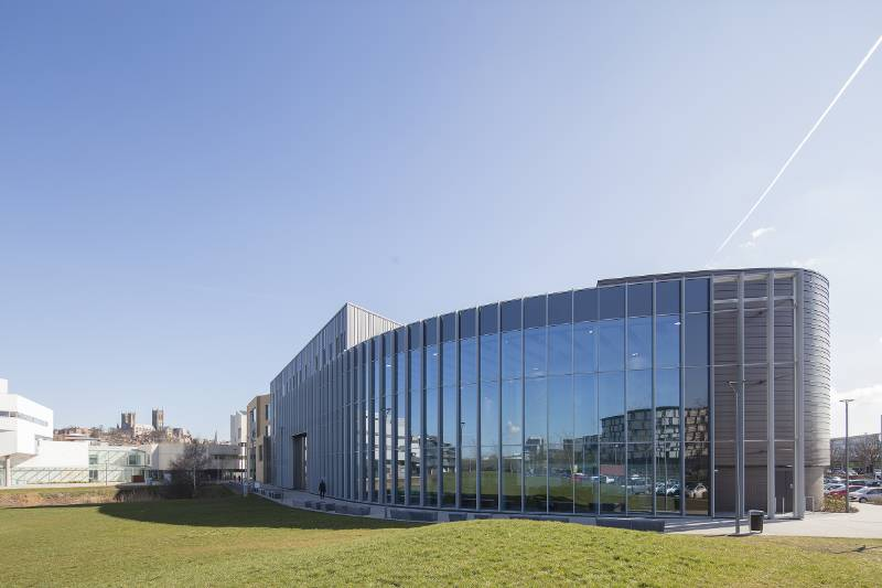 LINCOLN UNIVERSITY'S ISAAC NEWTON BUILDING IS ENHANCED BY TECHNAL