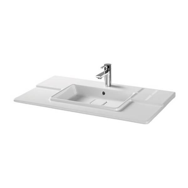 Simeto Uno 92 cm Vanity Washbasin