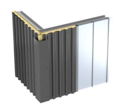 Sol-Air Wall Panel