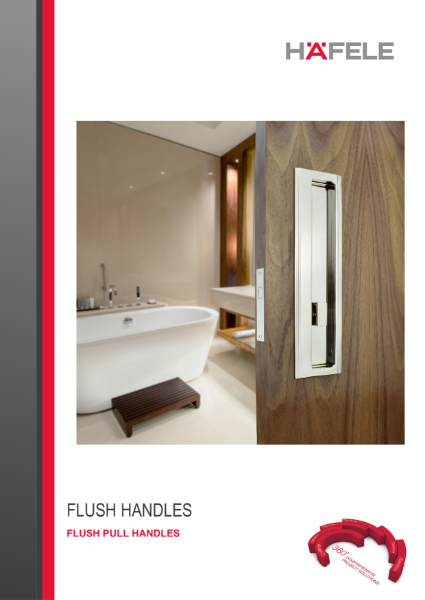 4. Project - Architectural Flush Pulls