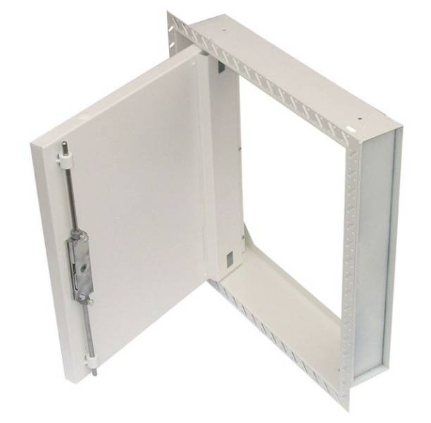 Plasterboard Access Panel with Concealed Beaded Frame - Jakdor CAD.A