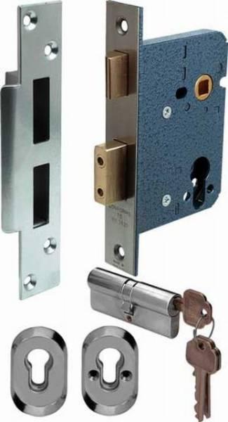 Cylinder Mortice Lock