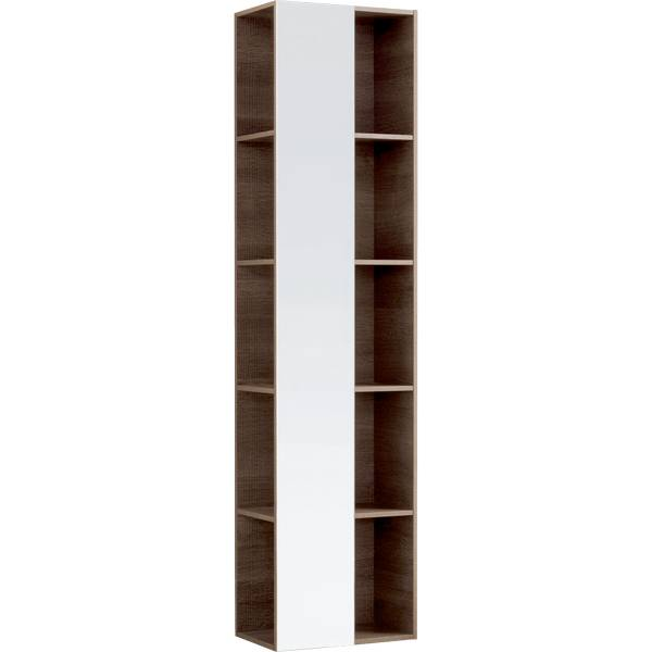 Citterio shelf unit with mirror