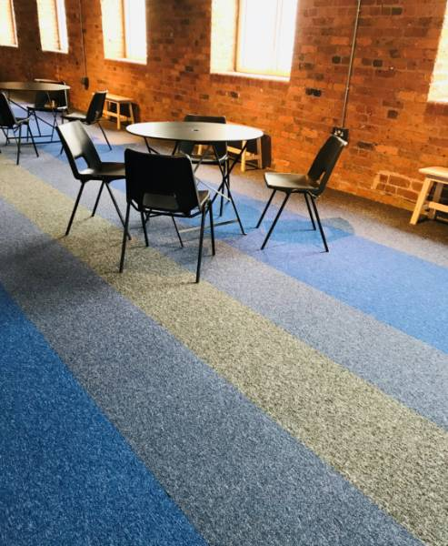 Jazz Carpet Tile