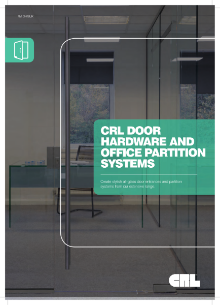 CRL Door Hardware and Office Partition Systems
