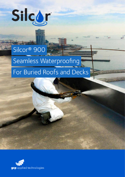SILCOR® Seamless Waterproofing