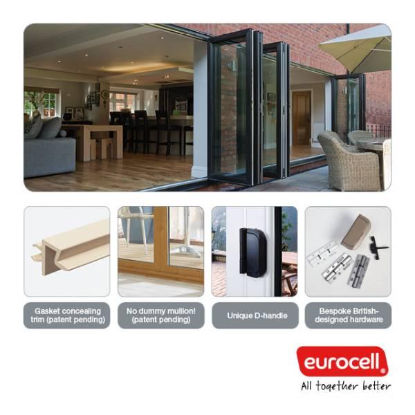 PVC-U Bi-Fold Doors