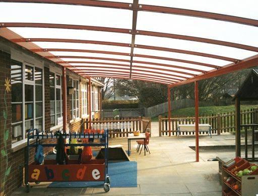 Devoke Free Standing Canopy
