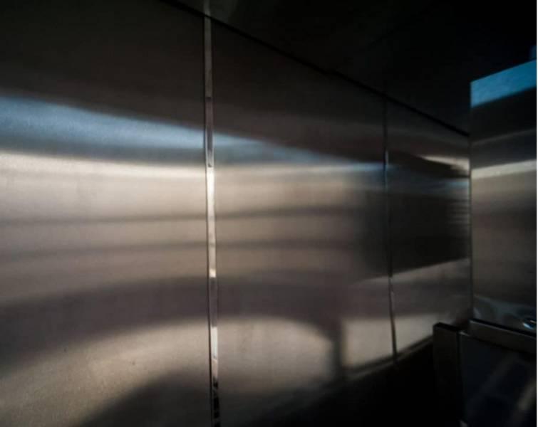 Premium Stainless Steel Hygienic Cladding