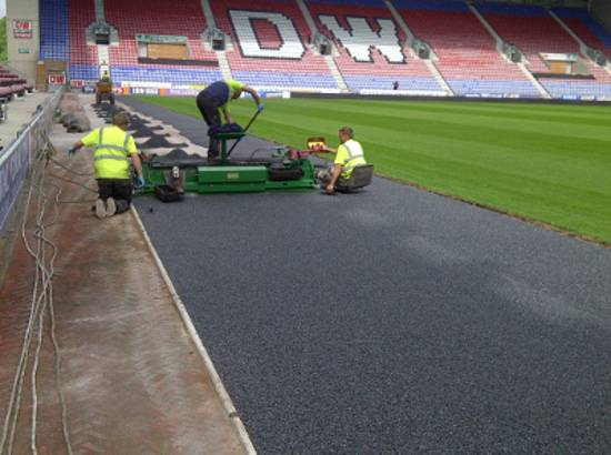 Artificial Grass Case Study - DW Stadium