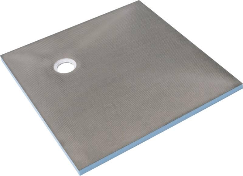 wedi Fundo Primo floor element, corner drain