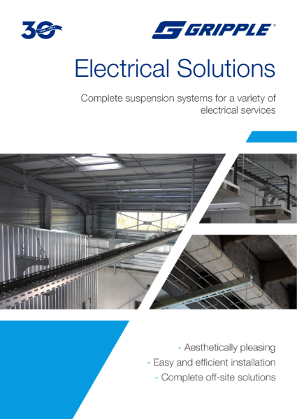 Electrical Solutions brochure