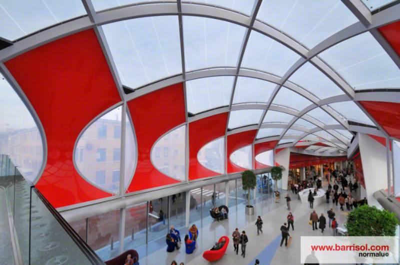 Shopping mall Mediacite - Belgium