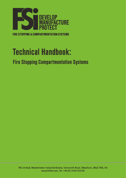 Firestop Technical Handbook