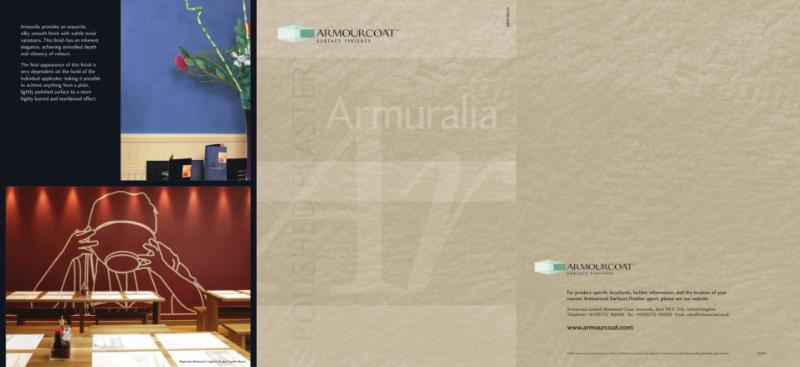 Armuralia Brochure