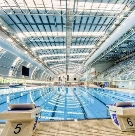 State Aquatic Centre, SA