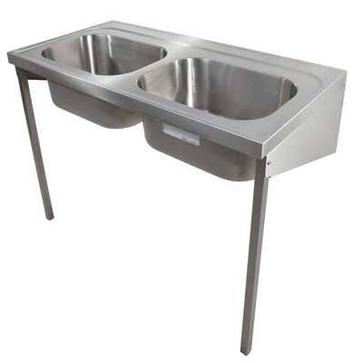 Stainless Steel Hospital Sinks SK 2