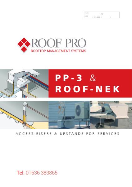 Roof-Pro Accessories Brochure