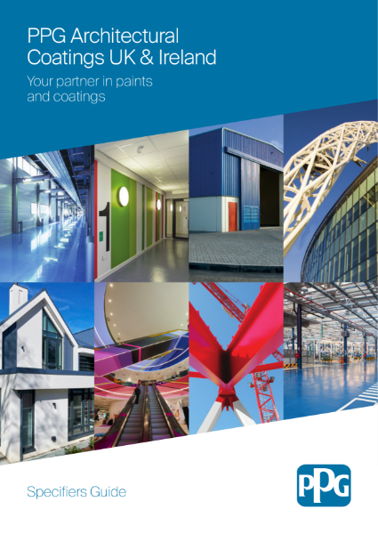 A Specifiers Guide to PPG Architectural Coatings