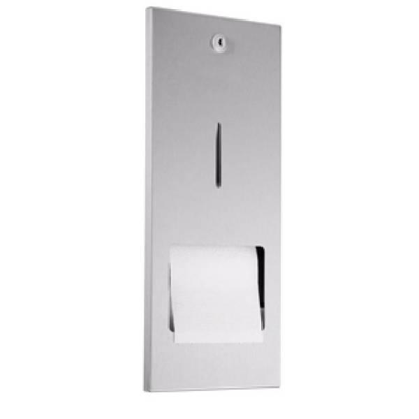 DP2302 Dolphin Prestige Toilet Tissue Dispenser