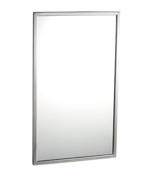 Tempered Glass Welded-Frame Mirror B-2908