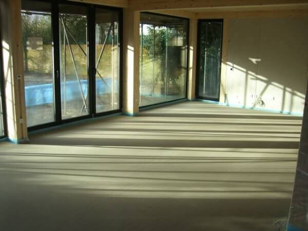 Keitel House : ECOSCREED Thermal M13 TF