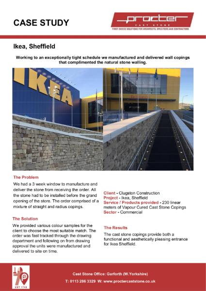 Case Study - Ikea Sheffield