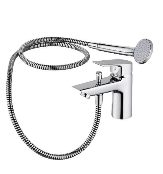 Tesi 1H Bath/Shower Mixer