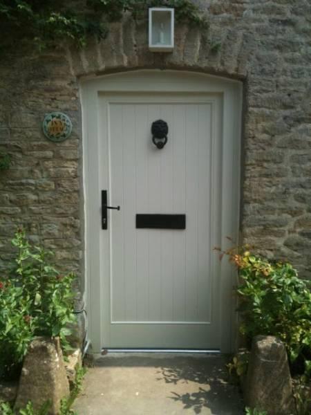 68 mm Stormproof Door