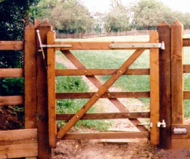 Stiles and Bridle Gates