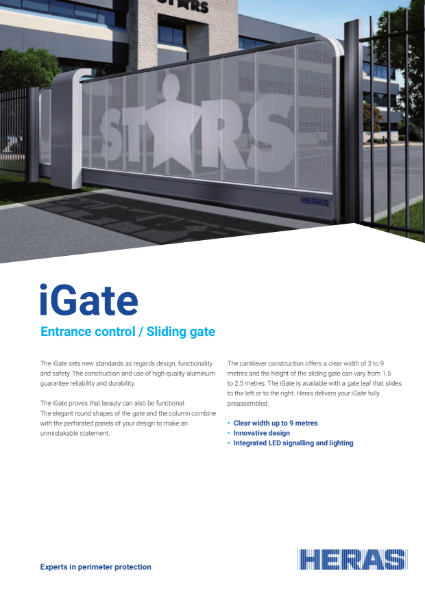 Innovative Sliding Gate