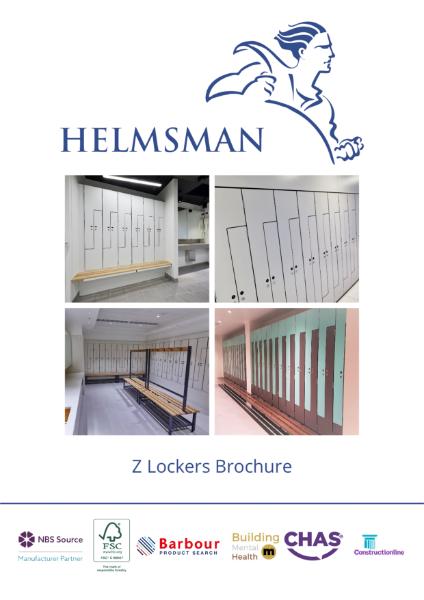 Z Lockers Brochure
