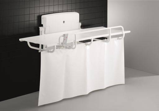 Nursing Bench 1000 - height adjustable