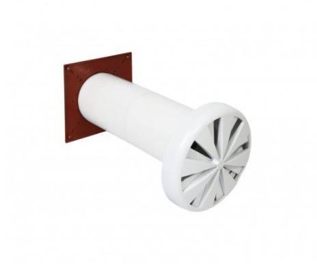 Glidevale Protect Fresh 99H Humidity Sensitive Wall Ventilator