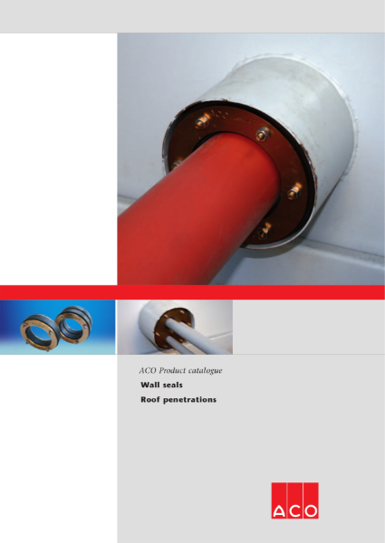 ACO Building Drainage - Pipe systems
