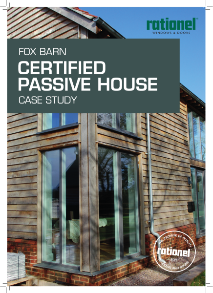 Fox Barn - Passive House Case Study