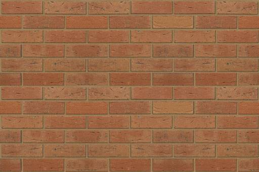 Brunswick Farmhouse Mixture - Clay bricks