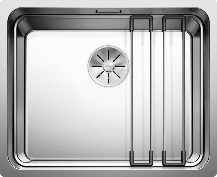 Etagon Stainless Steel Undermount Single Bowl