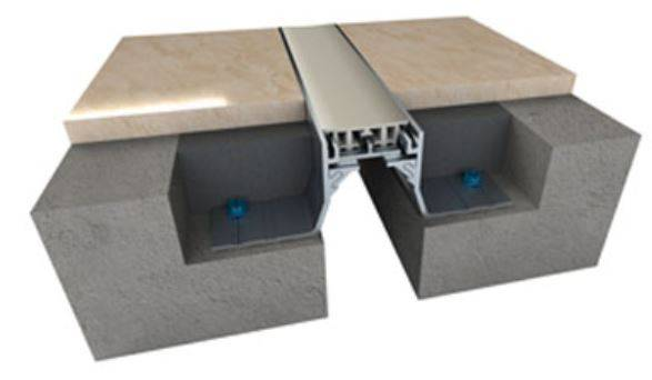 101 Floor Expansion Joint