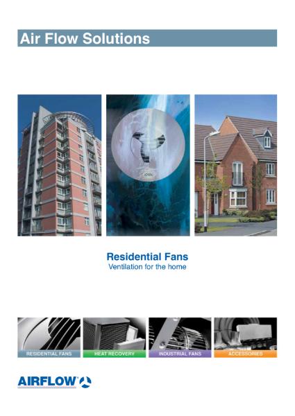 Residential Fans