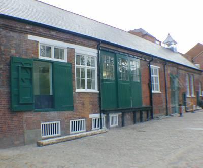 The Weighbridge Building, Marlow