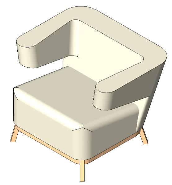 Take5 Armchair