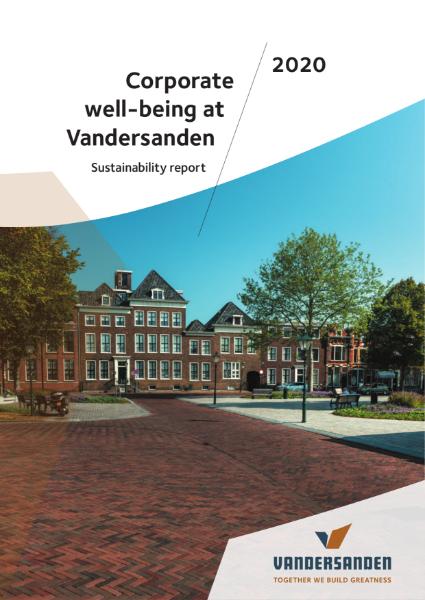Vandersanden Corporate Well-Being Report 2020