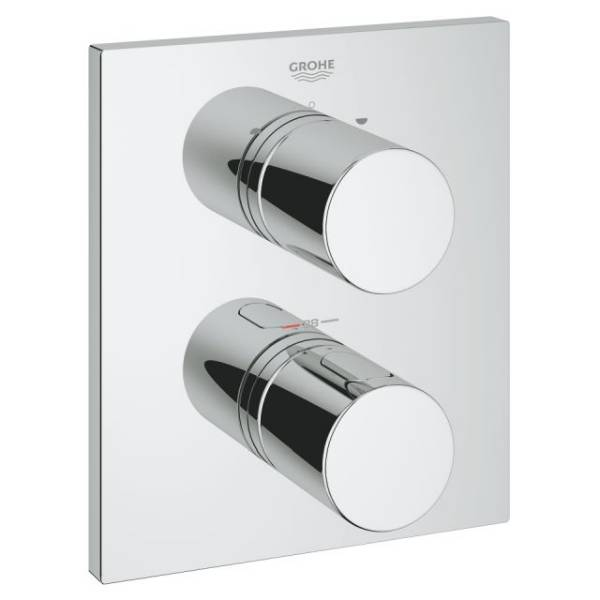 Grohtherm 3000 Thermostatic Bath and Shower Mixer