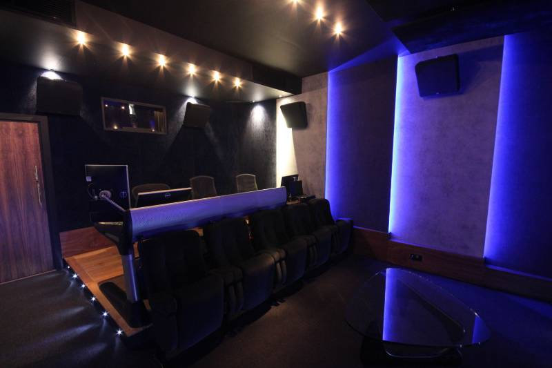 Professional Sound Studios