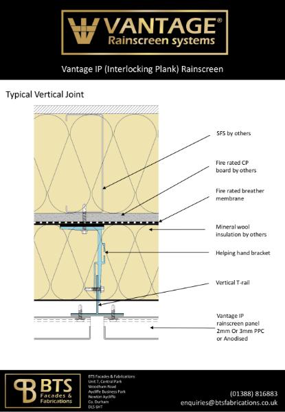 Vantage IP System Details