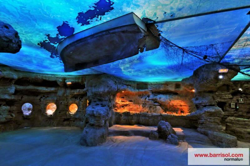Barrisol Print your Mind® - Aquarium of Palma de Mallorca - Spain